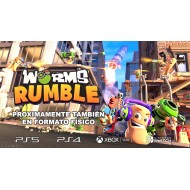 XBS Worms Rumble Fully...