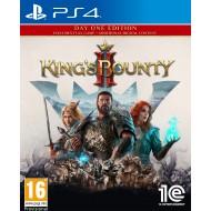 PS4 King's Bounty 2 Day One...