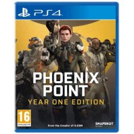 PS4 PHOENIX POINT YEAR ONE...