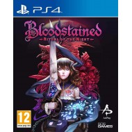 PS4 BLOODSTAINED
