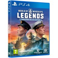 PS4 WORLD OF WARSHIPS: LEGENDS