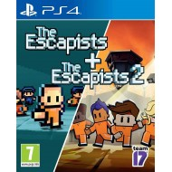 PS4 THE ESCAPISTS + THE...