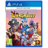 PS4 WARGROOVE: DELUXE EDITION