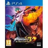 PS4 The King of Fighters...
