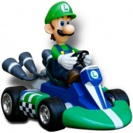 TOY MARIO KART PULLBACK CAR...