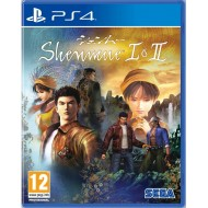 PS4 SHENMUE I&II