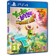 PS4 YOOKA-LAYLEE AND THE...
