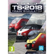 PC TRAIN SIMULATOR 2018