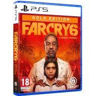 PS5 FAR CRY 6 GOLD