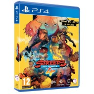 PS4 STREETS OF RAGE 4...