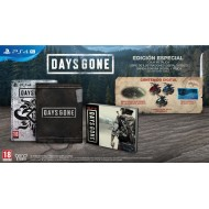 PS4 DAYS GONE - ED. ESPECIAL