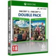 XBO  DOUBLE PACK FAR CRY 4...