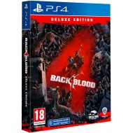 PS4 BACK 4 BLOOD DELUXE...