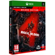 XBS BACK 4 BLOOD DELUXE...