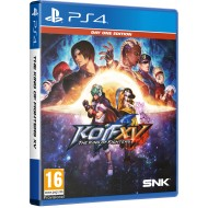 PS4 THE KING OF FIGHTERS XV...