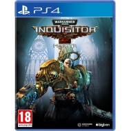 PS4 WARHAMMER INQUISITOR...