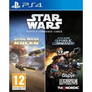 PS4 STAR WARS RACER AND...