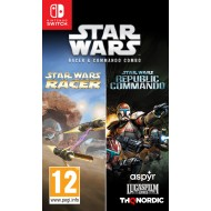 SW STAR WARS RACER AND...