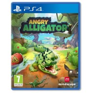 PS4 ANGRY ALLIGATOR