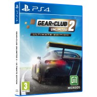 PS4 GEAR CLUB 2 - ULTIMATE...