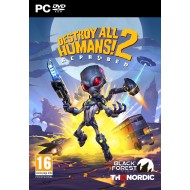 PC DESTROY ALL HUMANS 2:...