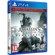 PS4 ASSASSIN'S CREED III...