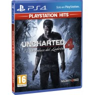 PS4 UNCHARTED 4...