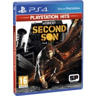 PS4 INFAMOUS SECOND SON...