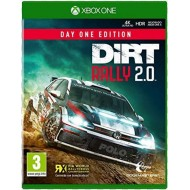XBO DIRT RALLY 2.0 DAY ONE...