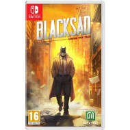 SW BLACKSAD: UNDER THE SKIN