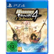 PS4 WARRIORS OROCHI 4 ULTIMATE