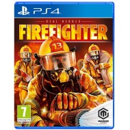 PS4 REAL HEROES: FIREFIGHTER