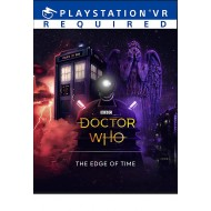 PS4 VR DOCTOR WHO THE EDGE...