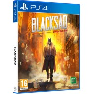 PS4 BLACKSAD: UNDER THE SKIN