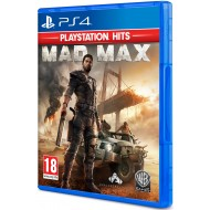 PS4 MAD MAX (PLAYSTATION HITS)
