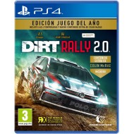 PS4 DIRT RALLY 2.0 DAY GOTY