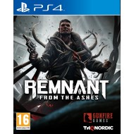 PS4 REMNANT: FROM THE ASHES