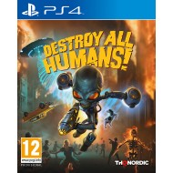 PS4 DESTROY ALL HUMANS!
