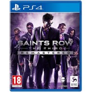 PS4 SAINTS ROW THE THIRD...