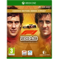 XBO F1 2019 LEGENDS EDITION