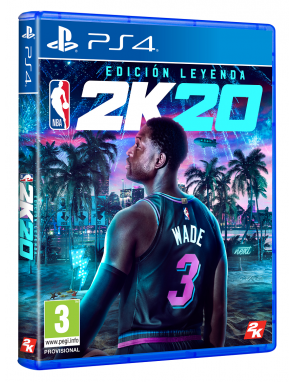 PS4 NBA 2K20 ED.LEYENDA
