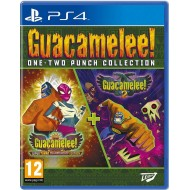 PS4 GUACAMELEE! ONE-TWO...