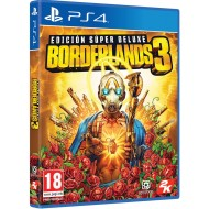 PS4 BORDERLANDS 3 DELUXE