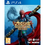 PS4  MONKEY KING - HERO IS...
