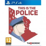 PS4 THIS IS POLICE